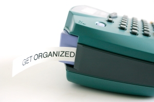 # 8 Get-Organized
